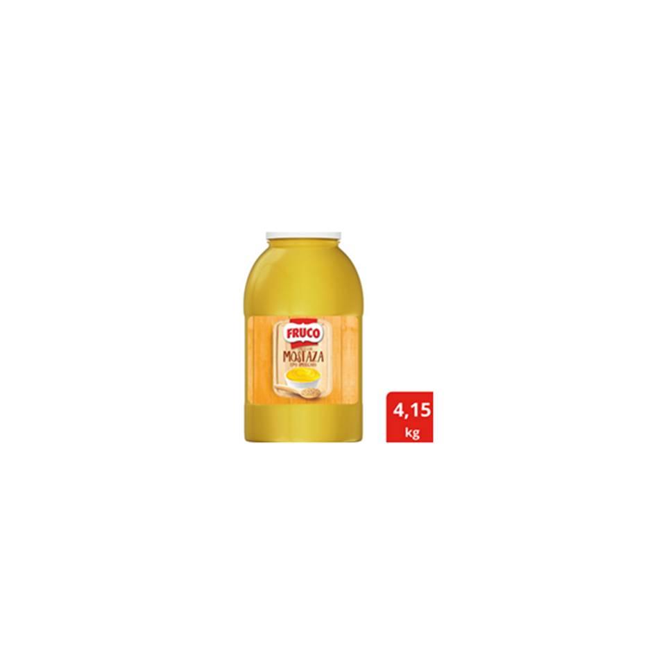 Horeca - Salsa con mostaza x 4.015 kg
