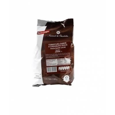 Pastelería - Cobertura en leche depositada x 1 kg