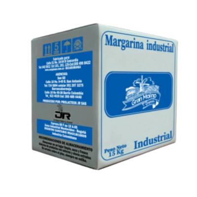 Inicio - Margarina industrial x 15 kg Coopasan