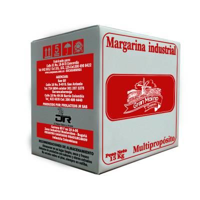 Panadería - Margarina Coopasan x 15 kg
