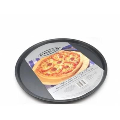 Pastelería - Bandeja para pizza 37x1.5 cm