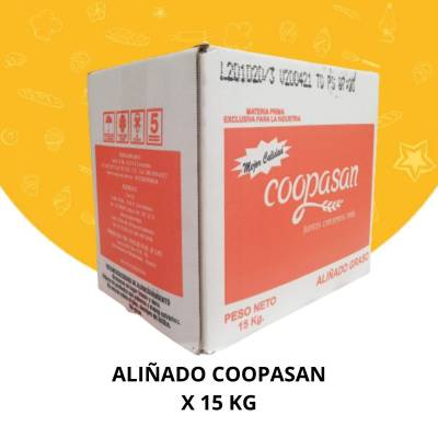 Margarinas y Grasas - Aliñado Coopasan x15 kg